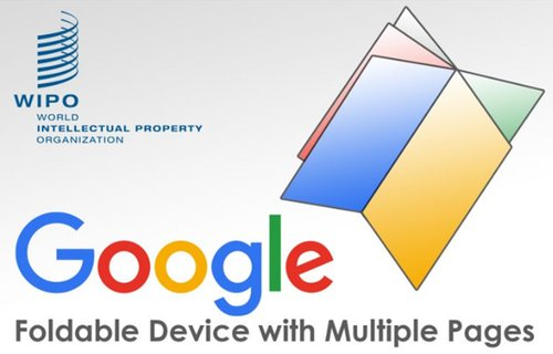 谷歌折叠屏新专利公布 具备四块OLED屏幕