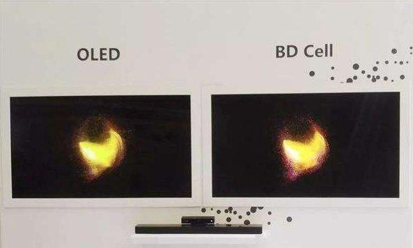 京东方推全新BD Cell显示技术 可广泛应用于电视产品