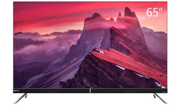 长虹发布D75P、D8P系列4K超薄无边全面屏 售价4799元起