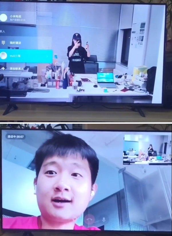 小米电视视频通话功能上线 小米电视摄像头怎么用?