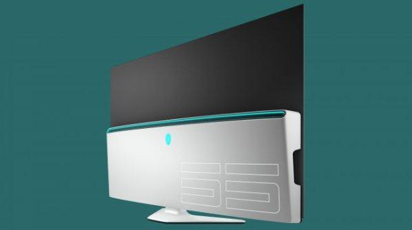 Alienware外星人将于下月发布全新55英寸OLED显示器_-_热点资讯-苏宁优评网