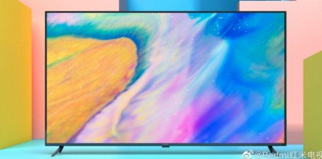 科技早报 Redmi红米电视真机图曝光;一加电视9月在印度发布