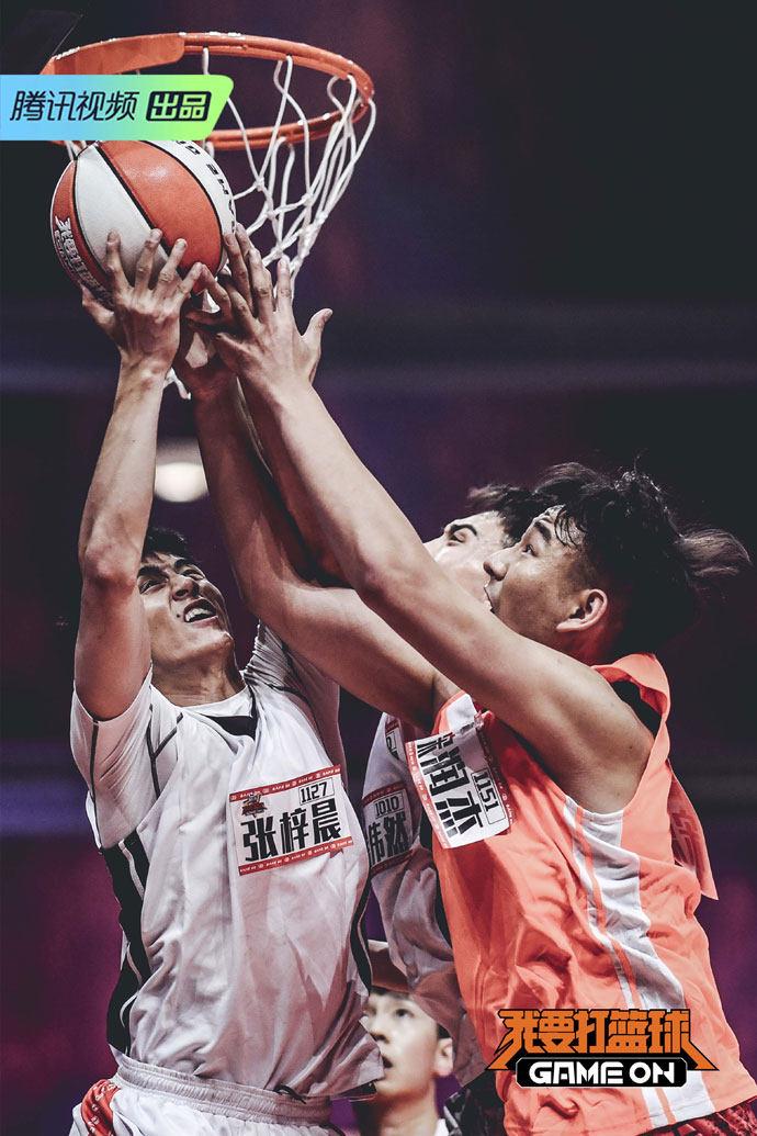 腾讯视频《我要打篮球》今晚首播:李易峰、杜锋贴身1v1