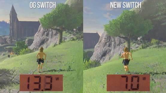 新旧两版switch究竟有什么区别?实测告诉你答案