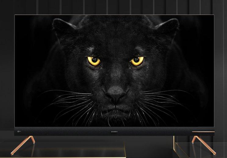 创维A8黑豹系列高性能音画智慧屏新品首发