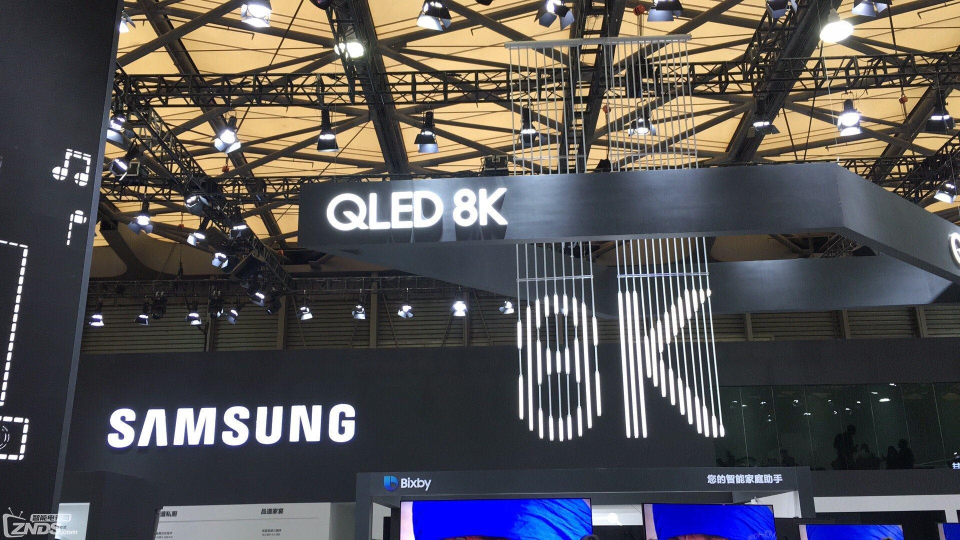 迄今最小的8K电视!三星在IFA上发布55英寸QLED 8K电视_-_热点资讯-苏宁优评网