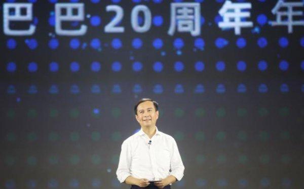 张勇定下阿里新目标 未来五年消费总规模超10万亿