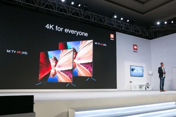 小米印度发布3款电视新品 已是印度智能电视第一品牌_-_热点资讯-货源百科88网