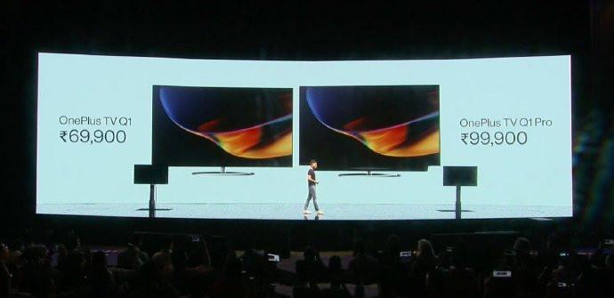 一加电视OnePlus TV怎么样?一加电视Q1/Q1 Pro有什么区别
