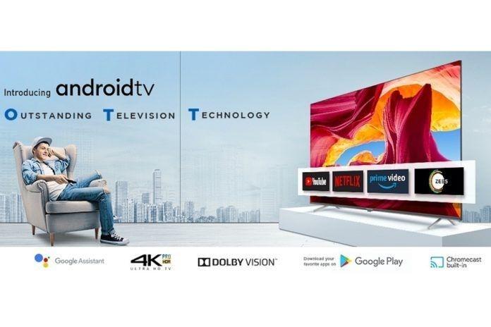 松下推GX655系列新款电视 主打印度市场