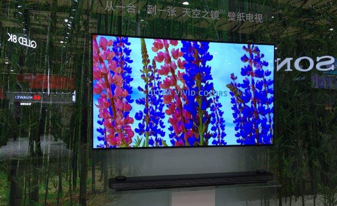 夏普展现自制8K电视芯片 为市面上功能最强大的电视芯片之一