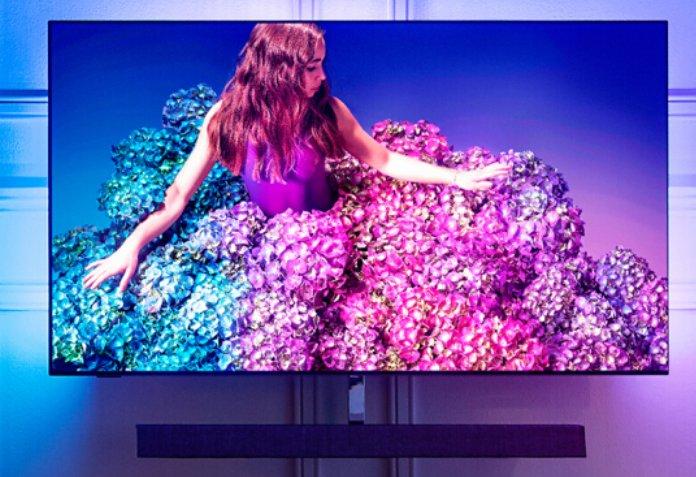 飞利浦OLED934/T3欧风系列旗舰电视新品发布,定位高端市场