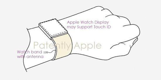 未来Apple Watch或将搭载屏下指纹技术 比iPhone更快应用