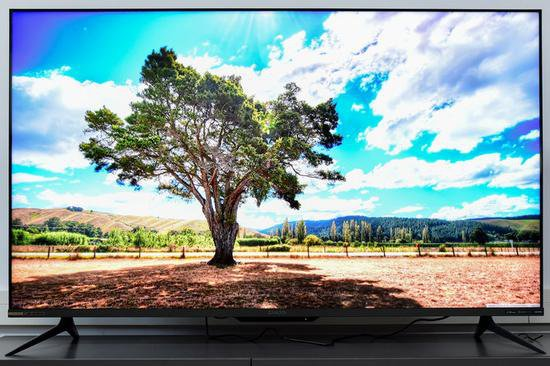 夏普电视60D6UA测评体验:万元旗舰机,视觉观感佳