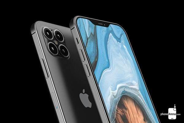 各类iPhone 12系列渲染图汇总