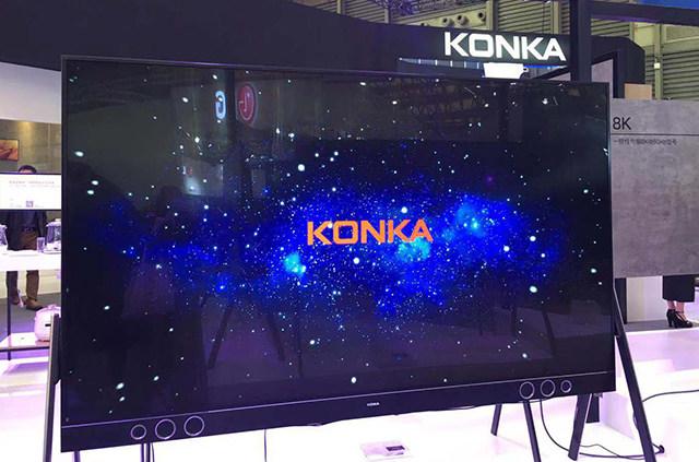 康佳将在美国2020 CES上推出4K电视新品 瞄准海外市场