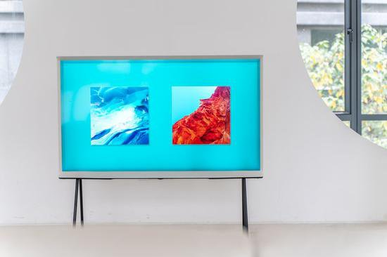 三星2019款Serif TV评测:美感和实力兼具