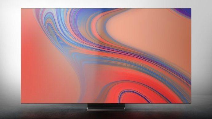三星将推展示真无边框QLED 8K电视 厚度仅15毫米_-_热点资讯-艾德百科网