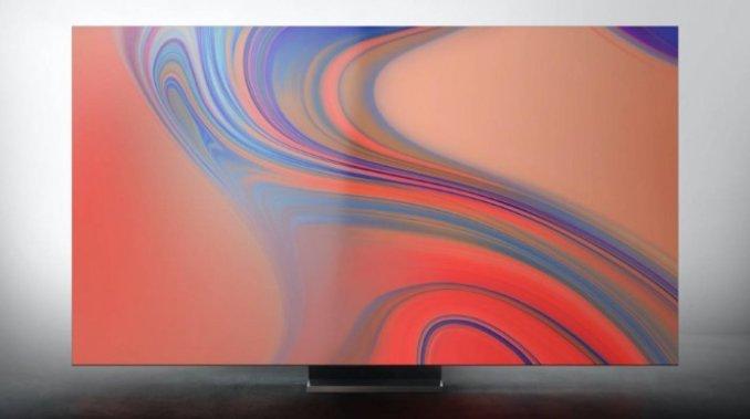 最新预告!三星Q950TS QLED 8K电视新品细节展示