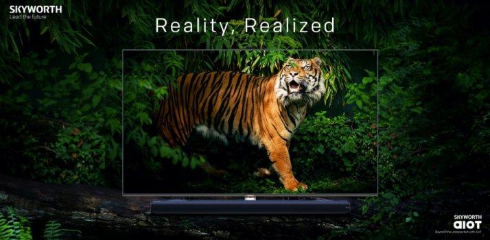 创维W81系列OLED电视及创维Q91 8K电视正式发布