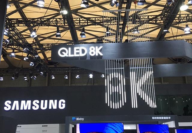 三星2020年QLED 8K电视均获8K认证 LG三星8K之争告一段落