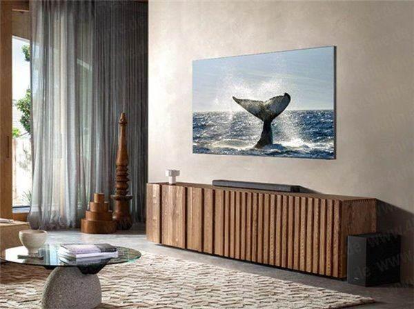 三星Q950系列无边框电视正式发布 有65/75/85三尺寸可选
