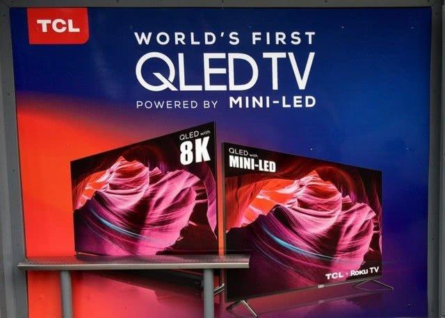 TCL推新型显示技术Vidrian mini-LED和X9 8K电视_-_热点资讯-货源百科88网