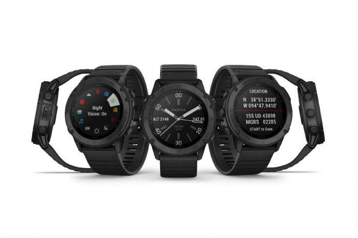 新款智能手表Tactix Delta上线:坚固耐用,主打隐私保护