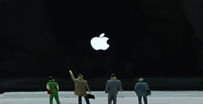 """苹果库克表示:AR是技术领域的""""下一件大事"""""""