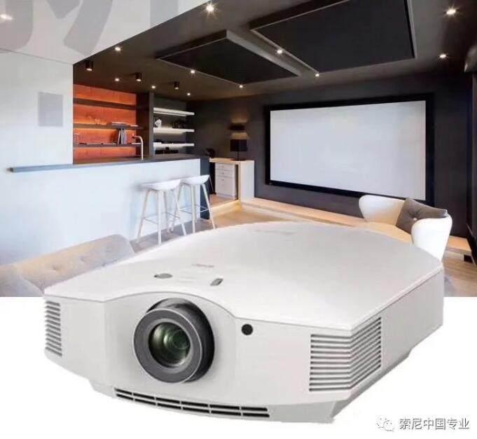 索尼将于5月在中国市场发售索尼3D家用投影机HW79