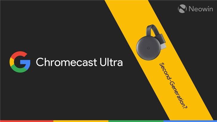 谷歌电视盒子Chromecast Ultra新品曝光 配可编程遥控器_-_热点资讯-货源百科88网