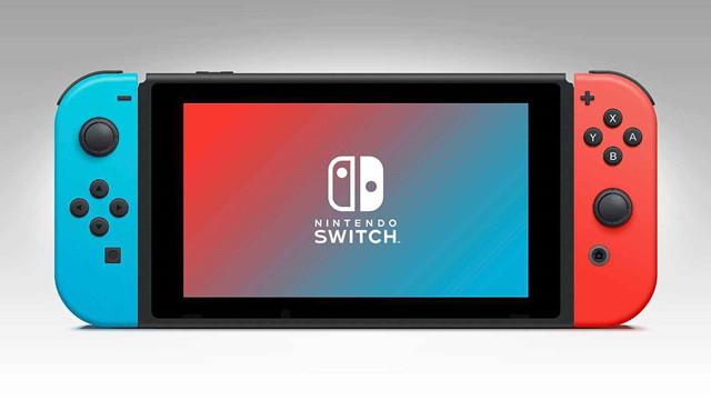 Switch暂停发售