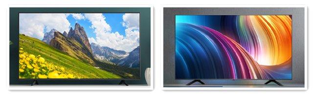 小米电视4X和海信电视H55E3A哪个好  55英寸买小米还是海信?