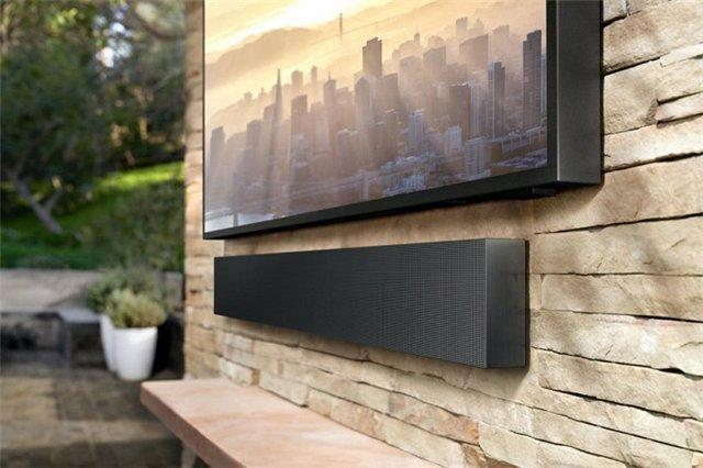三星户外电视The Terrace首发 亮度达2000尼特支持挂壁安装