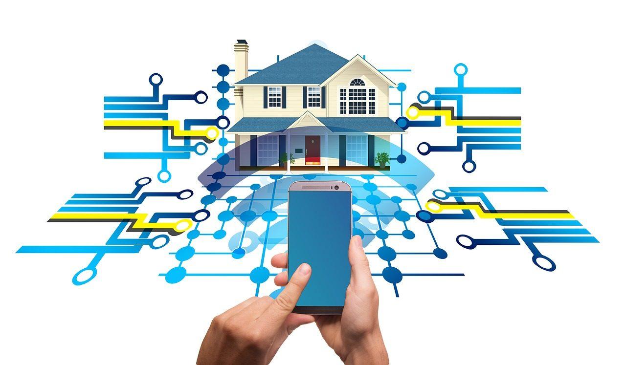 """""""宅经济""""市场规模增加 智能家居潜力大"""