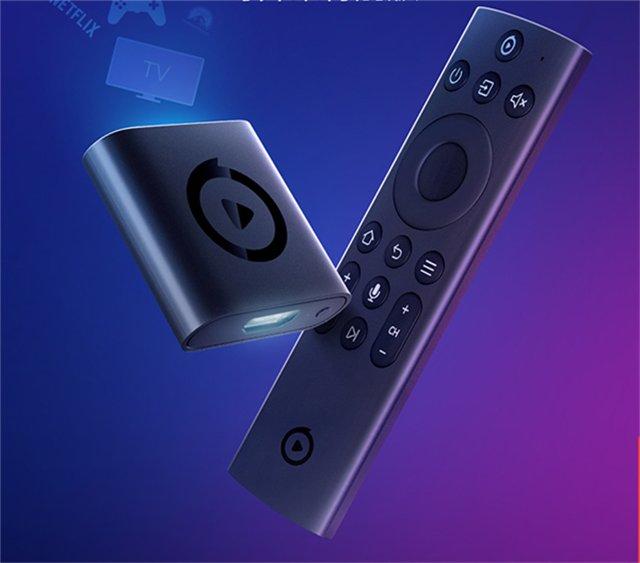 电视果5S Plus亮相:既是投屏器又是电视盒子