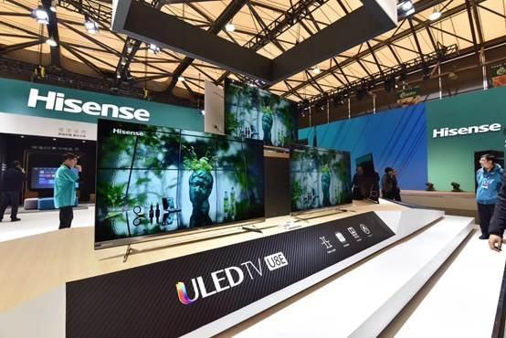 中怡康第22周数据:海信电视零售额第一