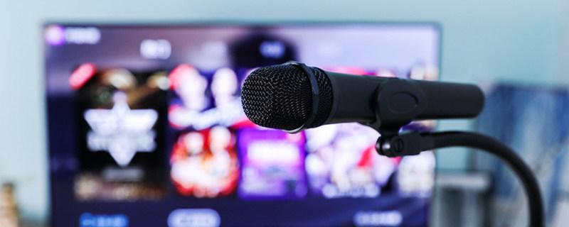 电视k歌需要什么设备