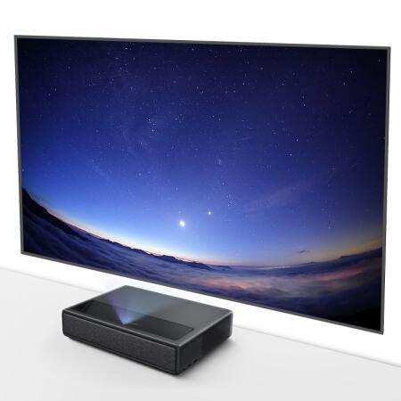 一至四月激光电视逆势增长,头部品牌三星将加入