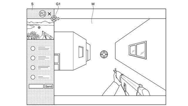 索尼画中画新专利 或用在PS5游戏上