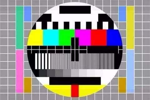 小时候电视停播画面的秘密 电视测试图背后不为人知的故事