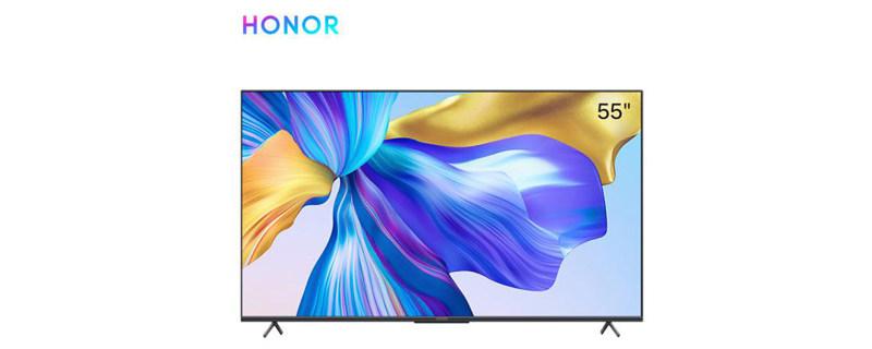 荣耀x1智慧屏有摄像头吗