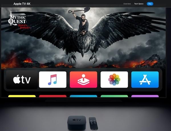 苹果发布新款Apple TV 4K:搭载A10X处理器、售价1200元_-_热点资讯-货源百科88网