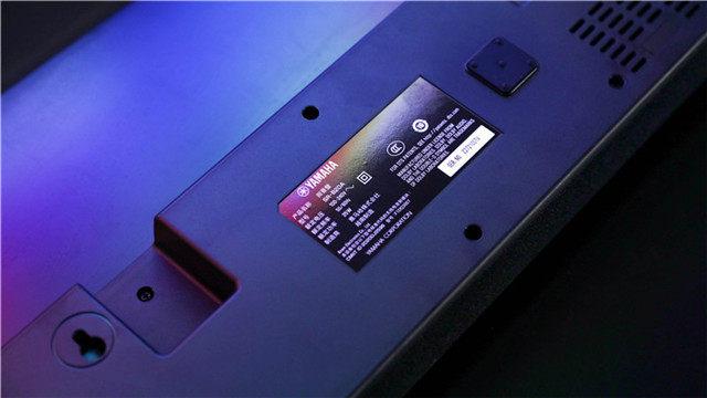 雅马哈SR-B20A回音壁评测