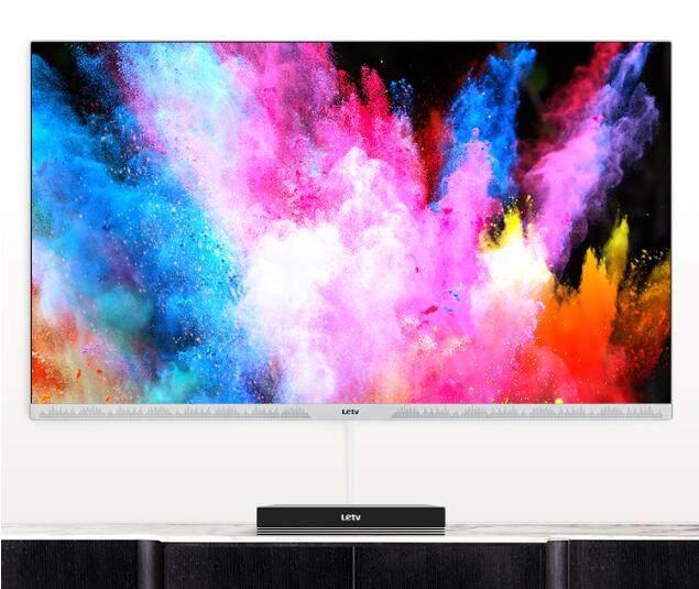 乐视发布新品壁画电视Zero65Pro 搭载EUI8.0系统_-_热点资讯-苏宁优评网