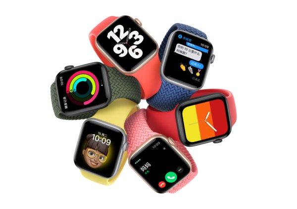 Apple Watch Series 6/SE评测:血氧监测仍是Series 6专属 众测 第10张
