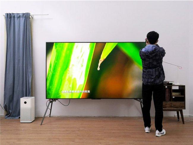小米98寸电视评测
