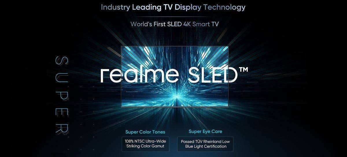 Realme在印度发布全球首款SLED 4K智能电视_-_热点资讯-货源百科88网
