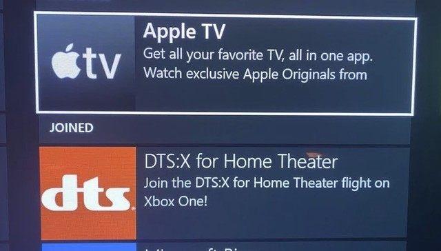 微软Xbox内测用户在待测应用中发现苹果Apple TV APP_-_热点资讯-苏宁优评网
