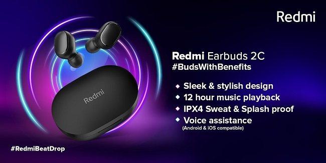 小米推出EarBuds 2C、SonicBass两款百元的无线耳机新品